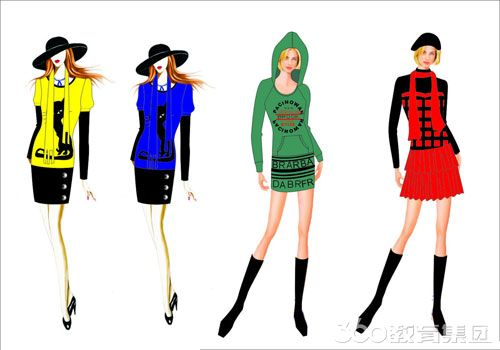 选择服装设计专业应当具备的素质 - 教育新闻 - 留学