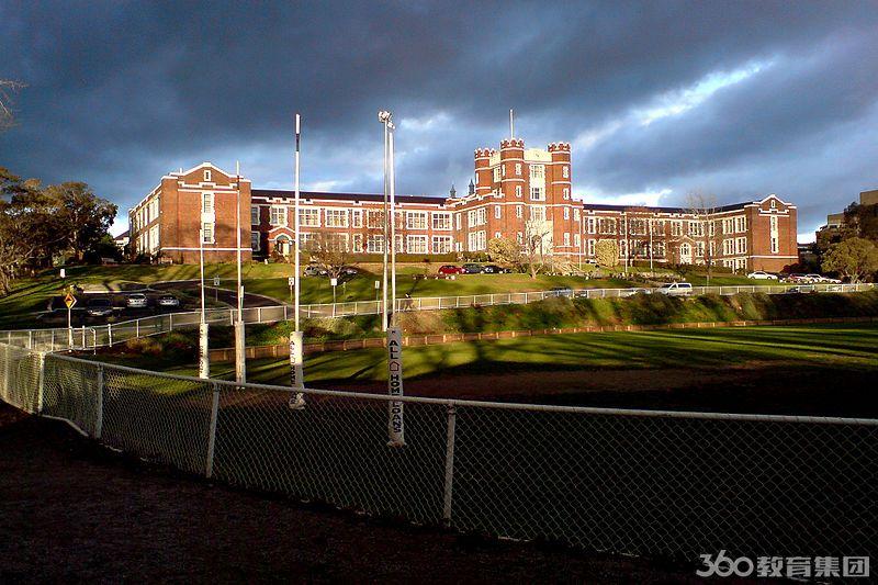 学校名称:melbourne high school   中文译名:墨尔本高中   建立