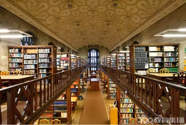 一大波英国大学图书馆美照来袭 - 教育咨询 - 留学360