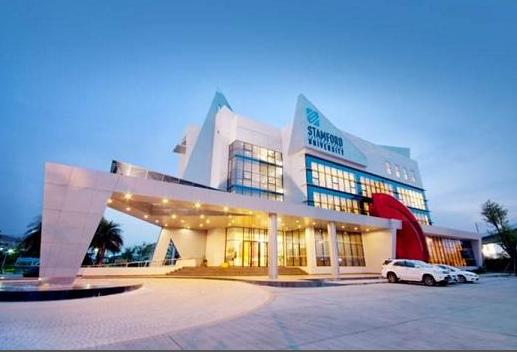 2017年泰国斯坦佛国际大学开学情况