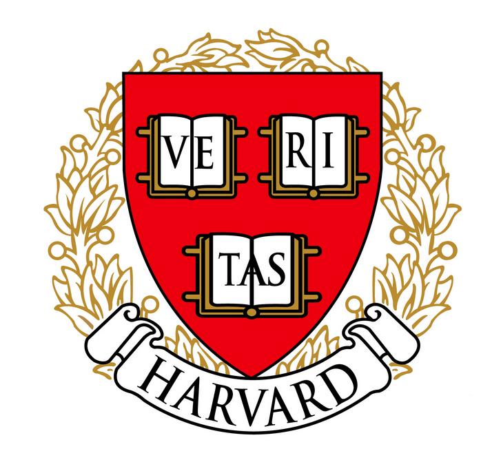 哈佛大学的设施分布在二十多个地方,总面积有4882英亩,建筑面积21,565,000平方英尺。其中位于坎布里奇的主校区面积为224英亩,建筑面积13,202,000平方英尺。   哈佛大学本部坐落于剑桥市的哈佛庭院上,庭院位于波士顿商业区西北方约5.5公里处。里面包括了中央行政办公署及大学中央图书馆,另外也有数栋学术大楼,如大学学堂、纪念教堂和新生宿舍等。共有十二所住宿大楼提供给本科生,九所位于哈佛庭院的南部,靠近查尔斯河;剩余的部分则在庭院的西北方,那里原本是以前拉德克利夫学院的学生宿舍,直到两者