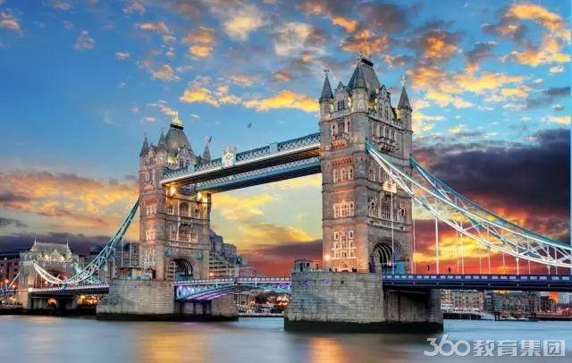 话说你们分得清伦敦塔桥和伦敦大桥吗=
