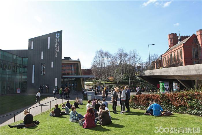 谢菲尔德大学校园环境好不好呢