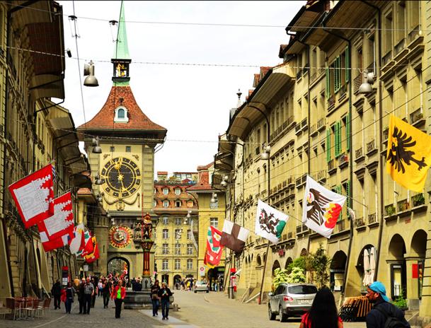 瑞士留学签证七步骤