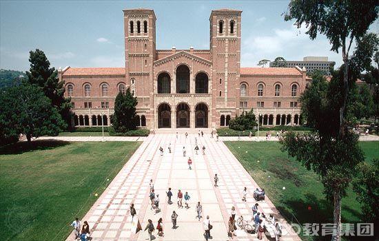加州大学洛杉矶分校专业设置