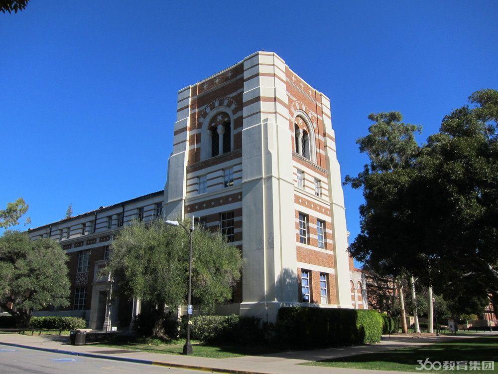 加州大学洛杉矶分校学校特点
