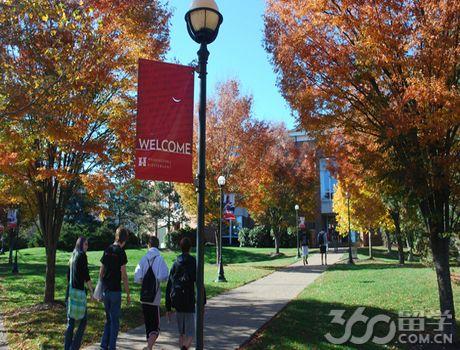 华盛顿与杰弗逊学院设施