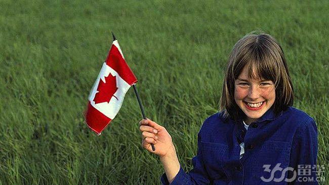高二学生加拿大留学