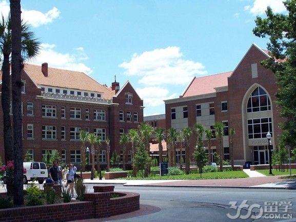 佛罗里达大学学校排名