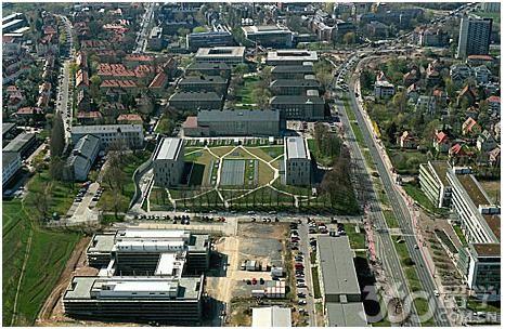 德累斯顿工业大学科研