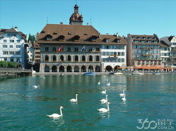 瑞士酒店管理―最具就业前景的吸金专业
