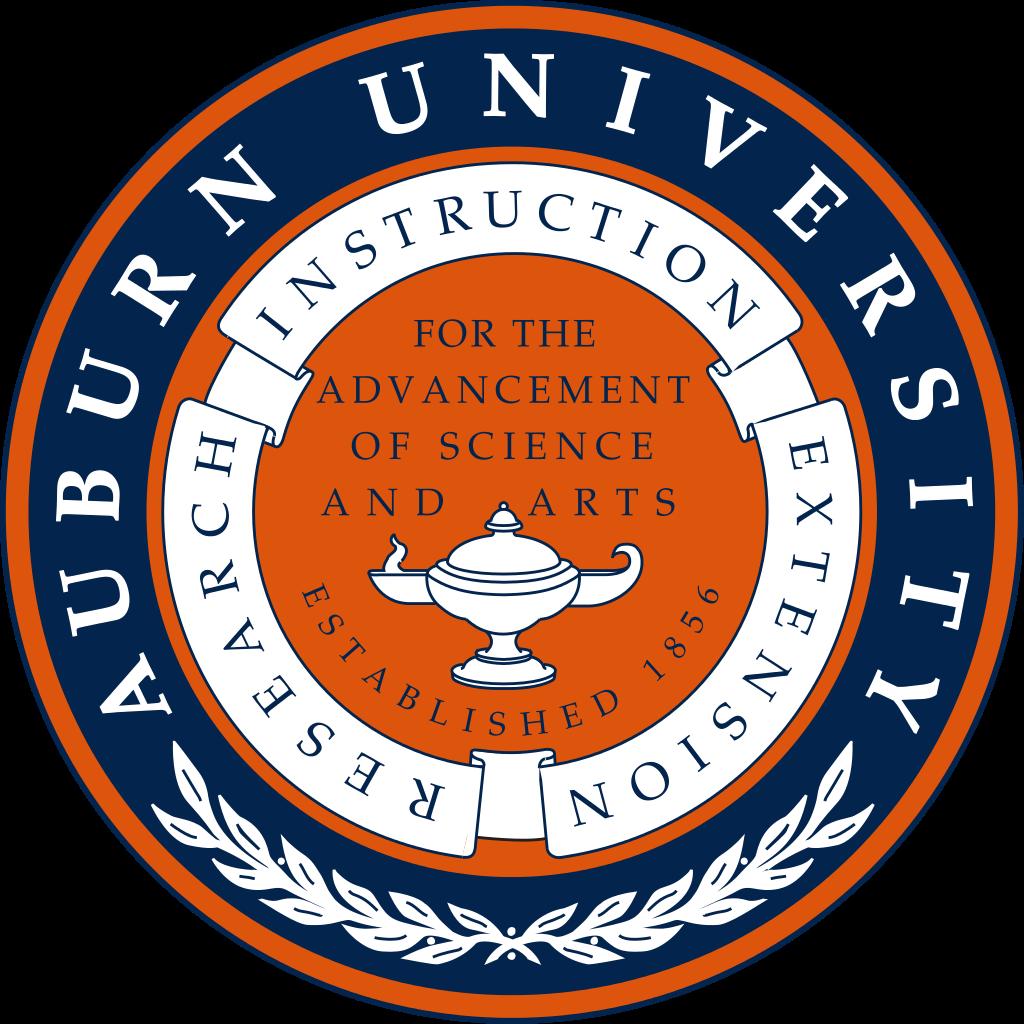 奥本大学(Auburn University,简称AU或Auburn)于1856年建校,位于亚拉巴马州的奥本大学城城,距美国东南部的最大城市亚特兰大约一个半小时车程,是该州最大的大学,也是该州第一个录取黑人学生的传统白人大学,在美国南部享有盛誉的老牌百年名校之一。   留学360介绍,奥本大学所处城市奥本市是全美著名的大学城,2015年《美国新闻与世界报道》评选奥本市为全美十佳宜居城市;《普林斯顿评论》也将奥本大学评为生活质量十佳大学。 学校拥有一个240,000平方英尺的休闲和疗养中心,其