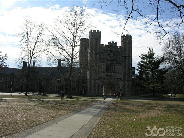 2017普林斯顿大学留学条件
