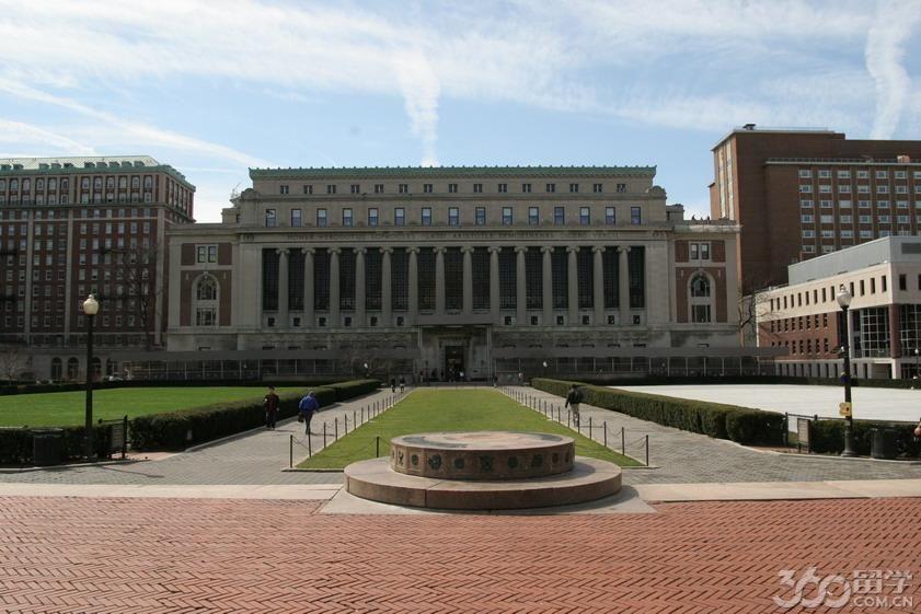 哥伦比亚大学课程设置