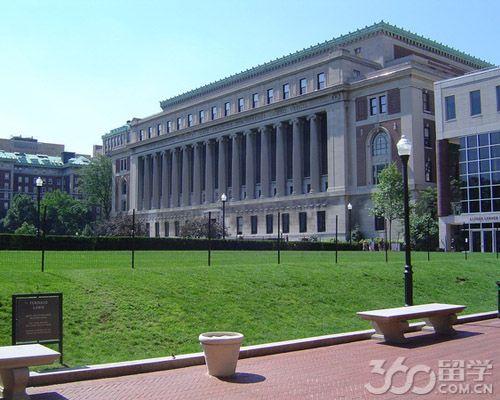 哥伦比亚大学学校环境