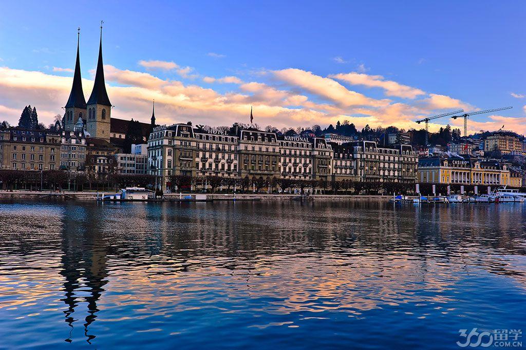 搞定瑞士签证――泛舟在日内瓦湖