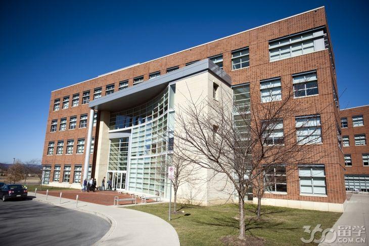 宾州州立大学帕克分校专业设置
