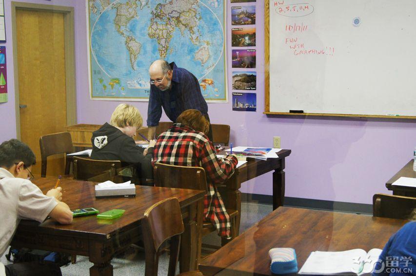 学校依赖野生动物保护来进行教学任务