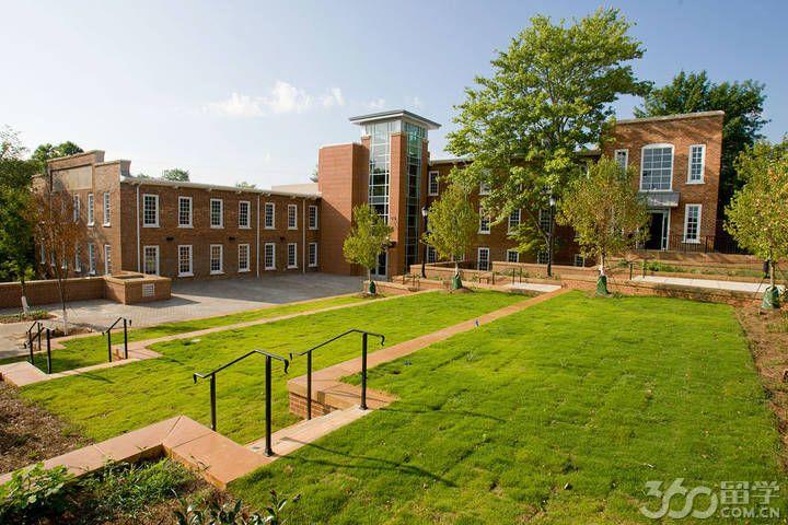 佐治亚大学学校特色图片