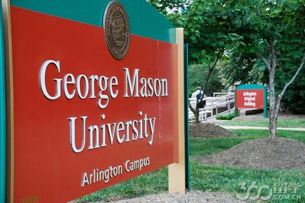 乔治梅森大学学校排名