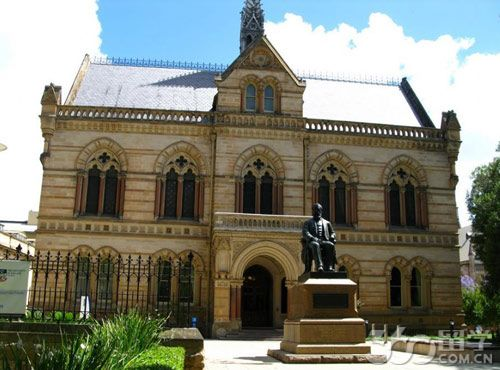 澳洲阿德莱德大学学校荣誉