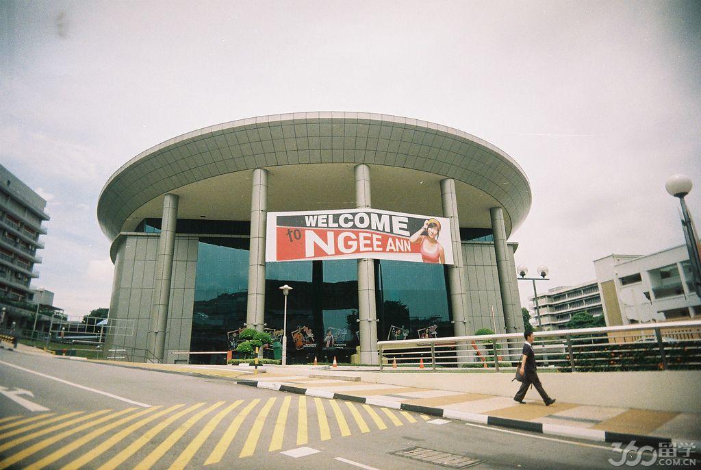 新加坡义安理工学院特色