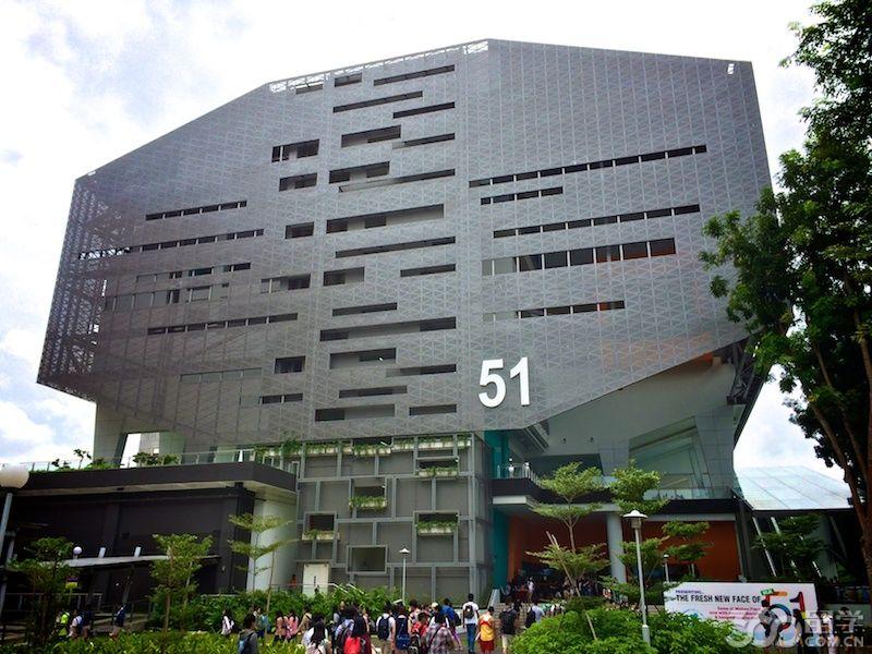 新加坡义安理工学院FMS