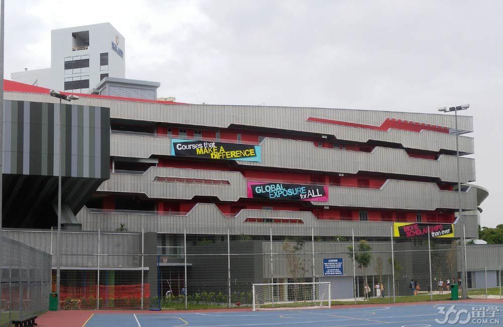 新加坡义安理工学院生命科学与化学学院