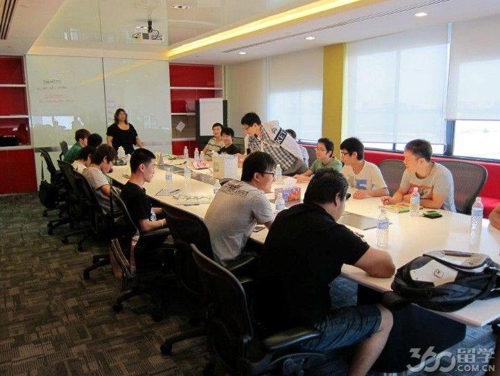 新加坡春天国际学院资格认证