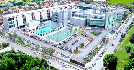 马来西亚ucsi思特雅大学校区如何