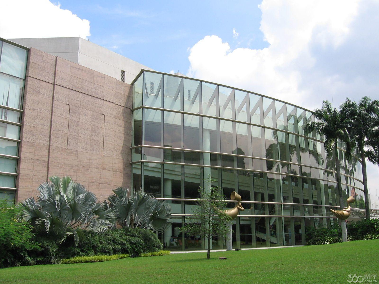 新加坡国立大学院系概况