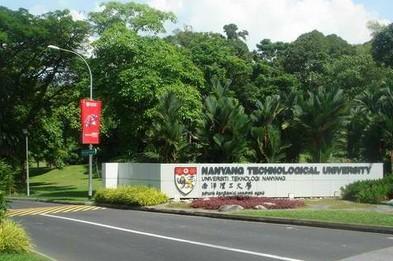 新加坡南洋理工大学历史沿革