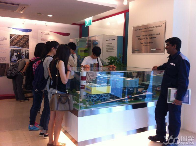 新加坡汉桥国际教育学院校园设施