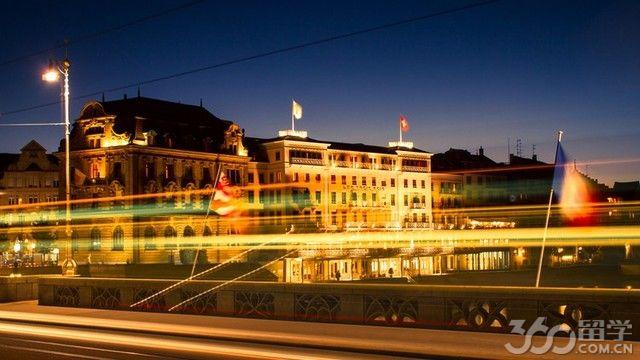 瑞士美国学校住宿条件