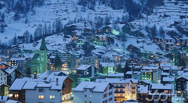 瑞士库林那学校教学设施