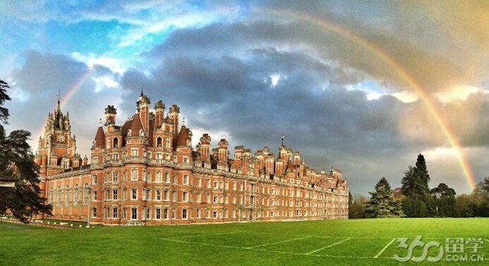 伦敦大学皇家霍洛威学院(Royal Holloway, University of London)是一所位于英国首都伦敦郊区的公立大学,始建于1886年,是英国伦敦大学的独立组成学院之一和1994大学集团的成员。该校是世界上首个开设信息安全专业授课型硕士课程(MSc)的大学,与牛津大学合作建设由政府出资的国家网络安全研究中心。在2008年英国高教委的RAE科研评估中,皇家霍洛威位居全英第23位。在2015泰晤士报英国大学排名中位居全英第34位。在2014-15泰晤士高等教育世界大学排名中位居英国第1