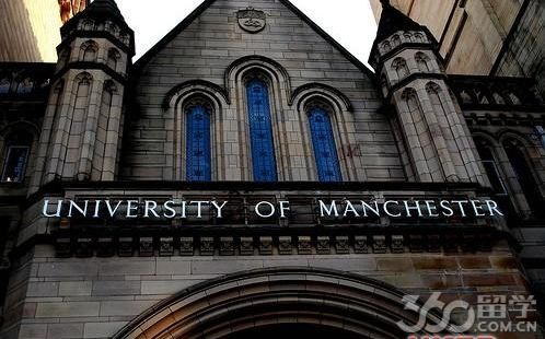 曼彻斯特大学校园环境