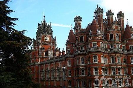 伦敦大学皇家霍洛威学院专业设置