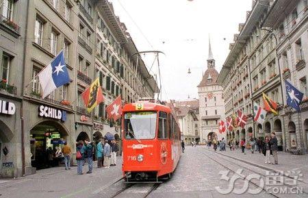 瑞士留学的生活指南一步到位