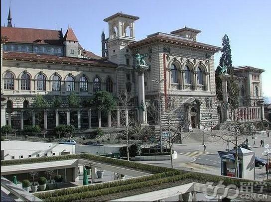 瑞士留学学习酒店管理费用一览