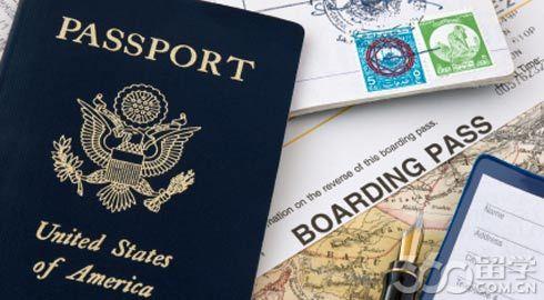 qile518留学签证申请材料清单