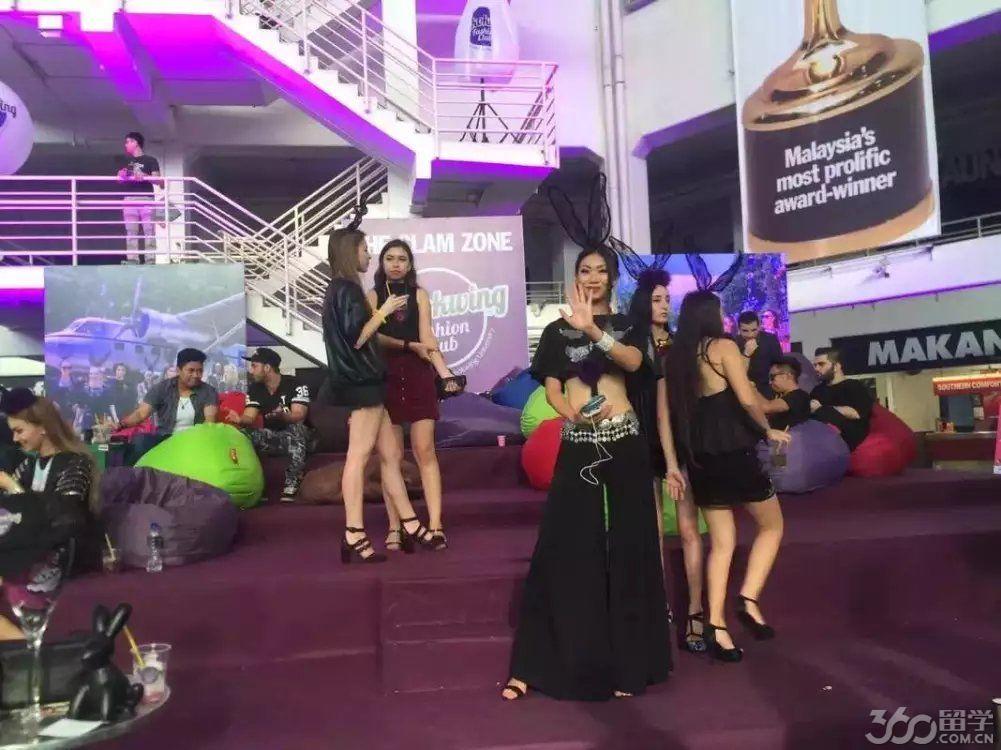 林国荣大学万国节―融入各国文化建立深厚友谊