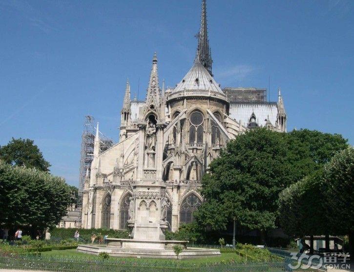 高考法国留学