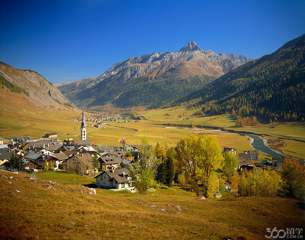 瑞士是欧洲最大的移民国家