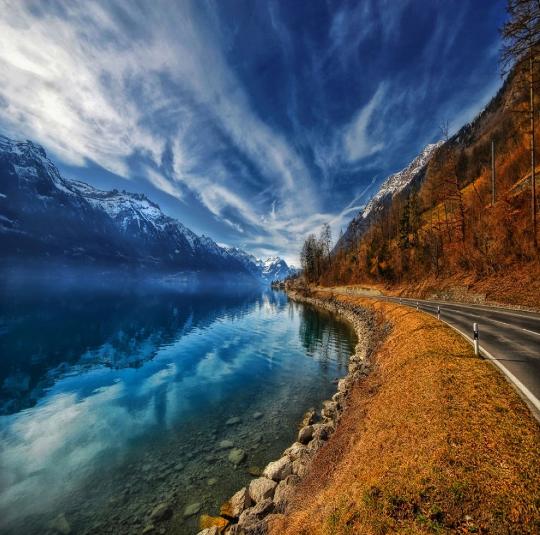 阿尔卑斯山脉】图片