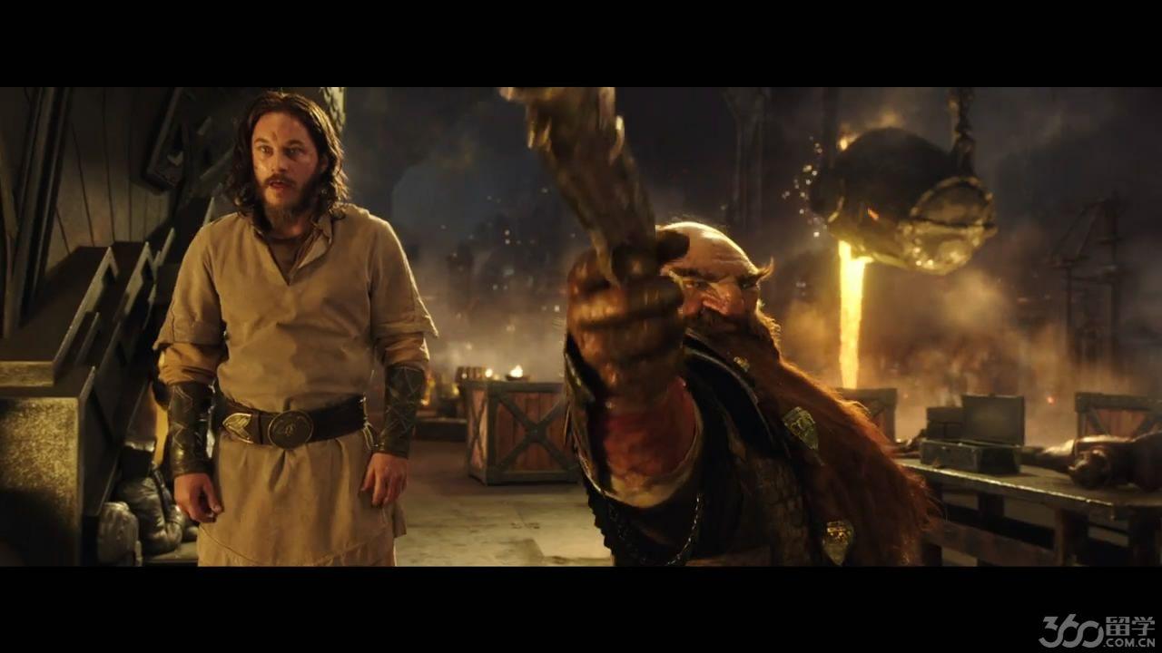 揭《魔兽》特效制作 技术从未对一部电影如此重要