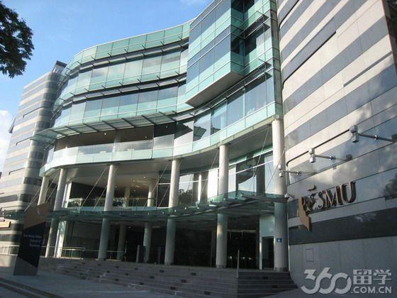 新加坡管理大学排名情况