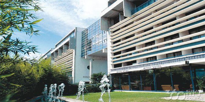 法国瓦岱勒国际酒店与旅游管理商学院环境