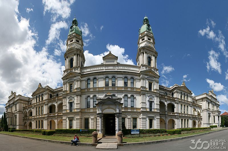 悉尼大学附近
