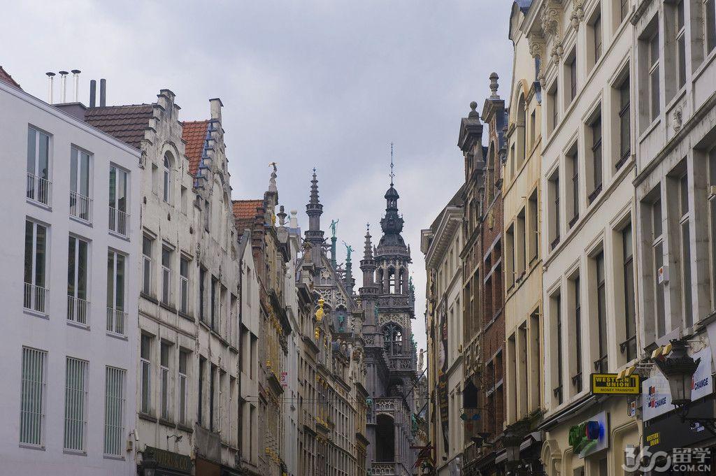 留学申请比利时学士学位
